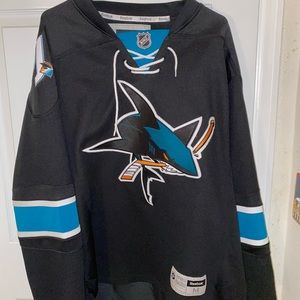 San Jose sharks hockey jersey